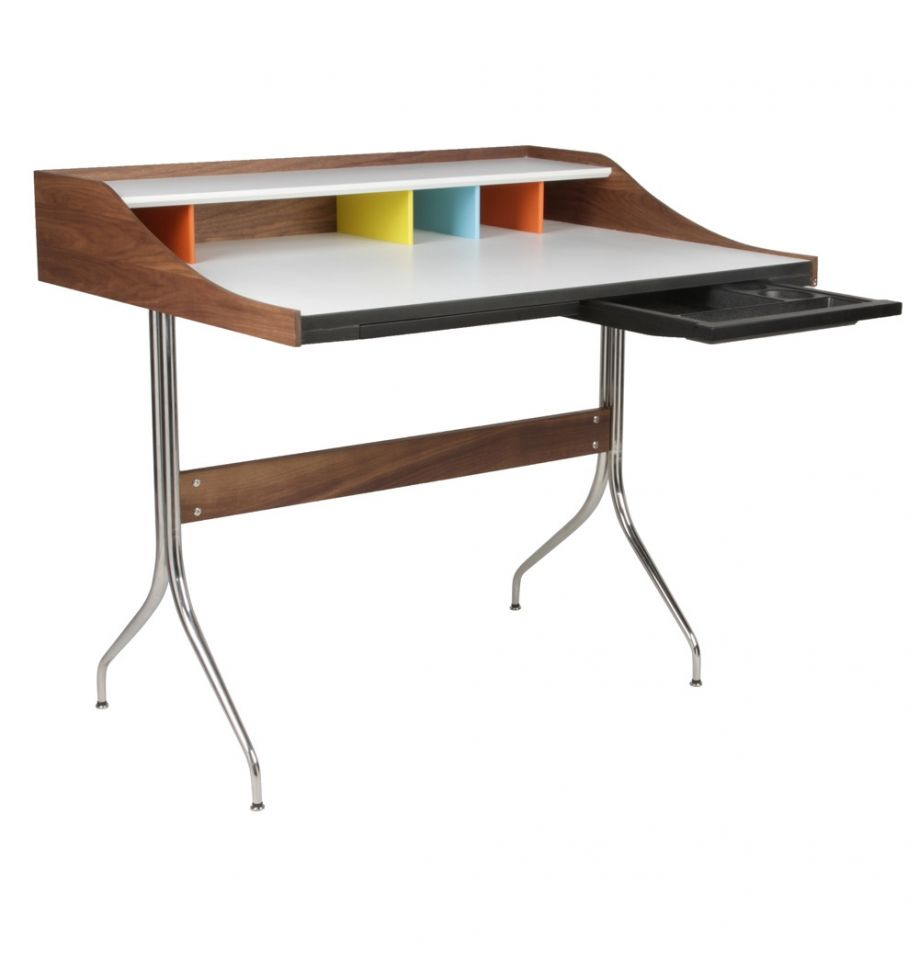 Swag Leg Desk, de George Nelson